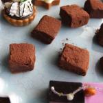 コーヒー風味の石畳チョコレート