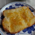 マヨマーマレードトースト