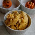 簡単かぼちゃアイス
