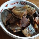 圧力鍋でさんまの生姜煮