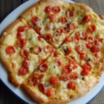 フレッシュトマトピザ