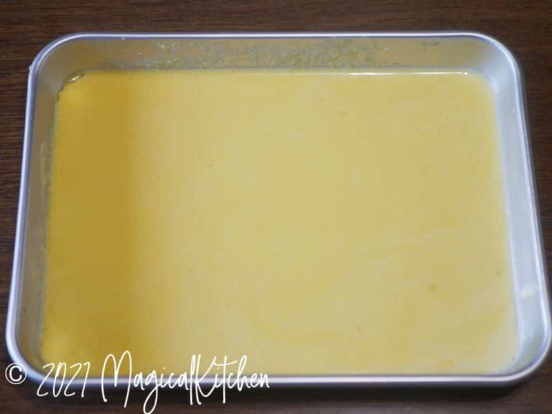 フレンチトースト液