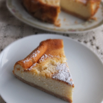 ベイクドヨーグルトチーズケーキ