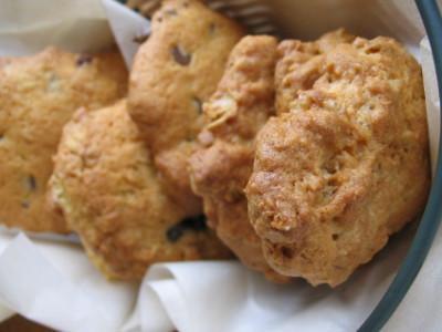 グラノーラ入りホットケーキミックスクッキー