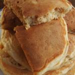 グラノーラパンケーキ