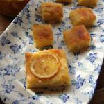 豆腐レモンケーキ