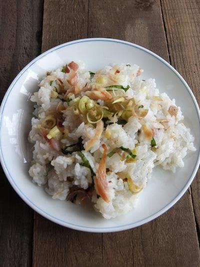 干物混ぜ寿司