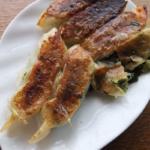 小松菜餃子