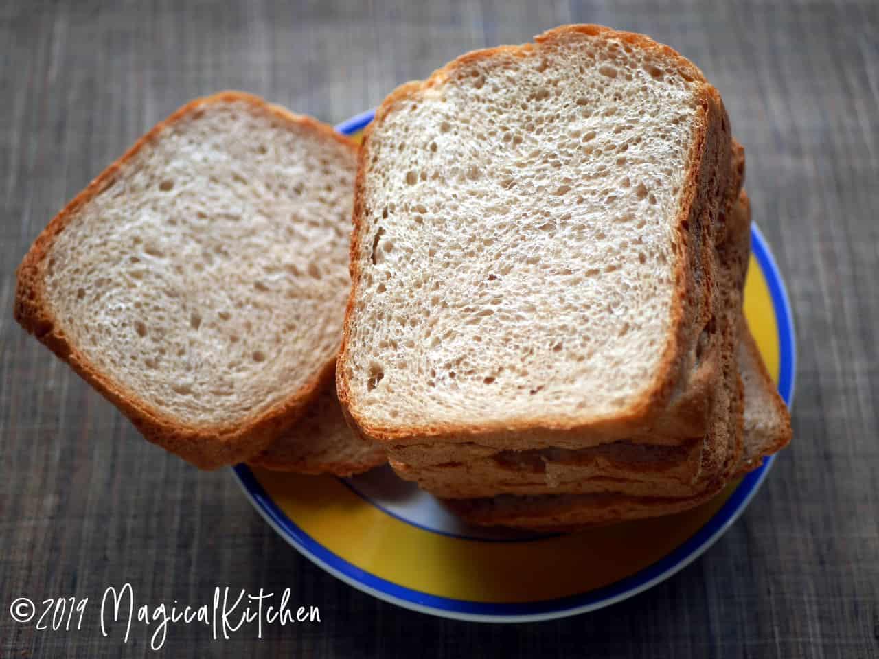 デイリー全粒粉食パン