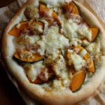 かぼちゃピザ