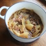 冬瓜と豚の煮物