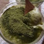 抹茶のグラスティラミス