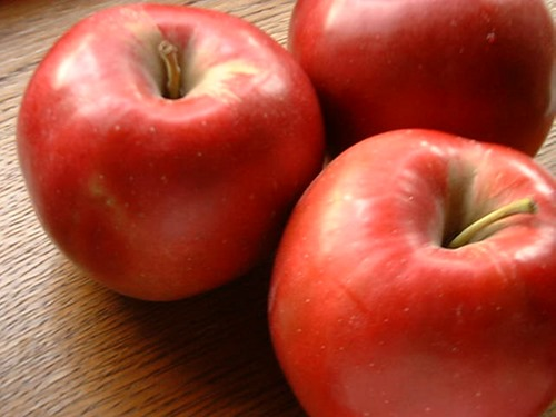 りんごについて