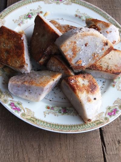 セレベスのガーリックステーキ