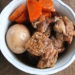 鶏の中華風角煮