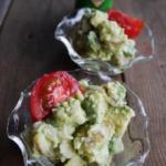 アボカドポテトのヨーグルトサラダ