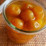 圧力鍋で金柑の甘露煮