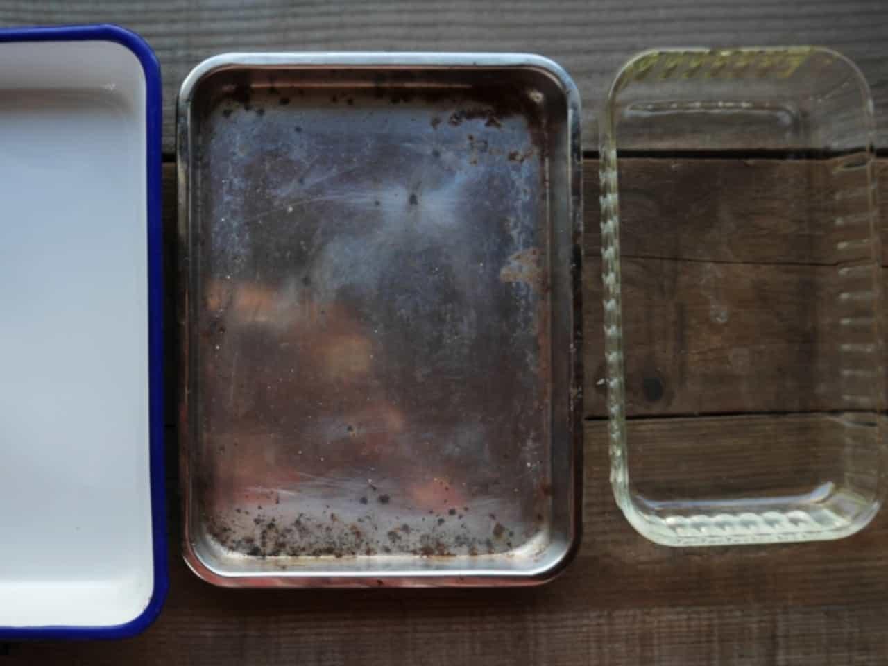 バットやグラタン皿
