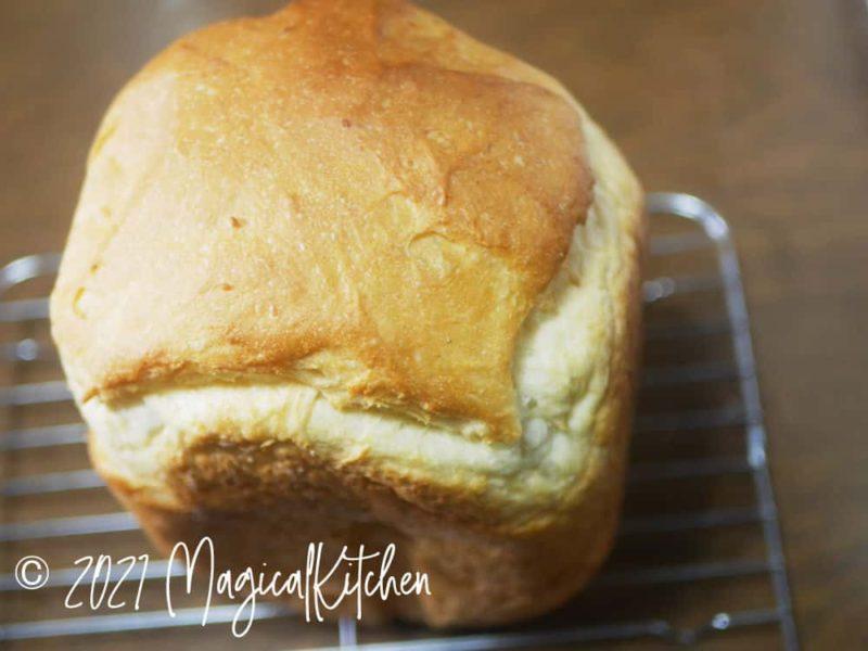 ご飯パン冷ます