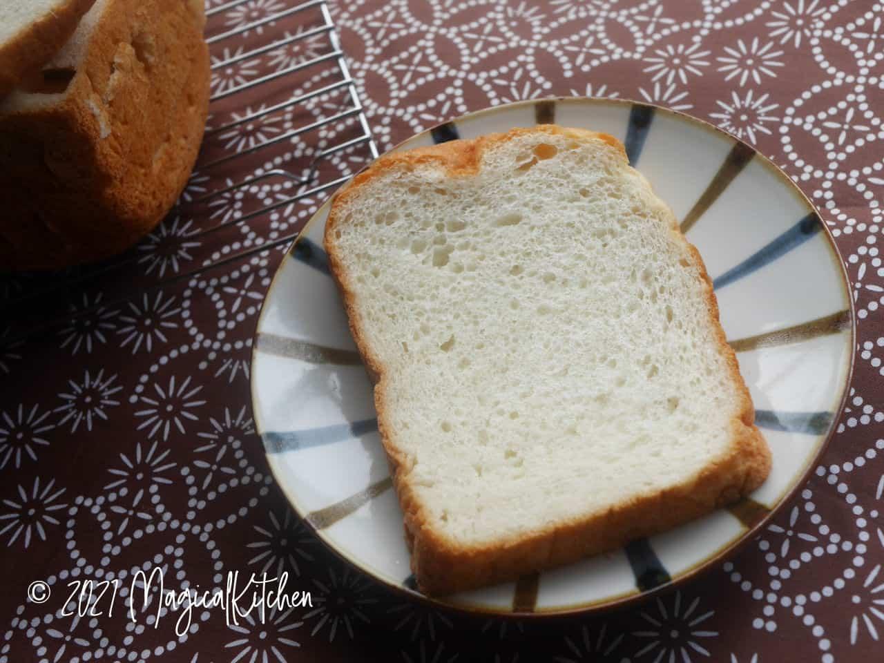 基本のご飯食パン